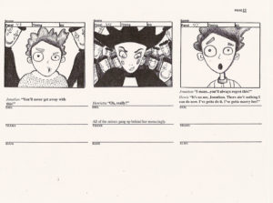 TV Storyboards